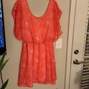 Pinc 1X Dress